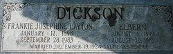 Frankie Josephine Dickson