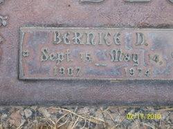 Bernice Jane <I>Drown</I> Bleazard