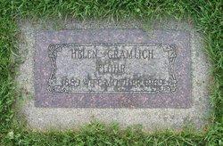 Helen <I>Gramlich</I> Flohr