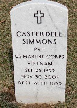 Casterdell Simmons