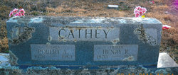 Robert Ann <I>Lawrence</I> Cathey