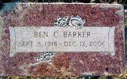 Benjamin C Barker