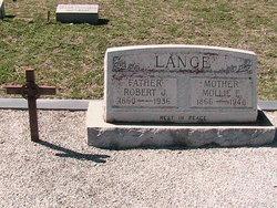 Mollie E. <I>McGaughey</I> Lange