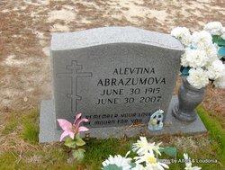 Alevtina Abrazumova