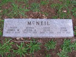 James Melvin McNeil