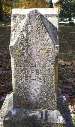 Elizabeth <I>Gardner</I> Campbell