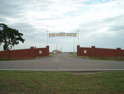 Hydro Masonic Cemetery