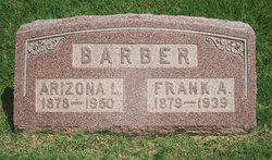 Frank Albert Barber
