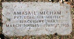 Amasa Lyman Mecham, Sr