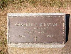 Pvt Charles T. O'Bryan