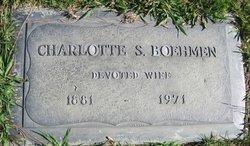 Charlotte Sophia <I>Reynolds</I> Boehmen