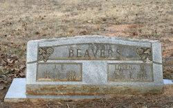 """Jubal Early """"John"""" Beavers, Sr"""