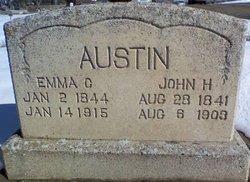 John Hovey Austin, Jr