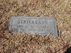 "Joseph Chatfield ""Joe"" Strickland"