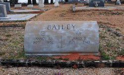 """Nancy Ann """"Annie"""" <I>McCarter</I> Bailey"""