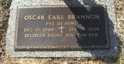 Oscar Earl Brannon