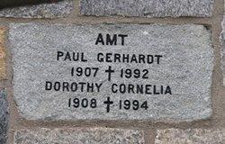 Rev Paul Gerhardt Amt