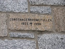 Constance Broome Fuller
