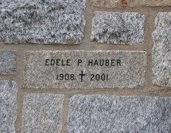 Adele P. Hauber