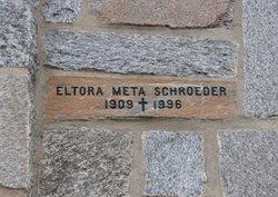 Eltora Meta Schroeder