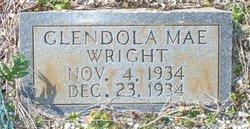 Glendola Mae Wright