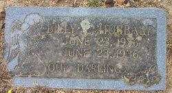 Billy L Hubbard