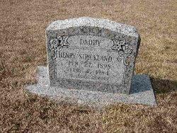 Henry Hardtner Strickland, Sr