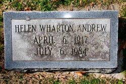 Helen <I>Wharton</I> Andrew