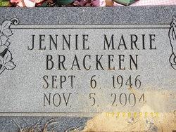 Jennie Marie Brackeen