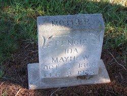Pencie Ida <I>Keesee</I> Mayhew