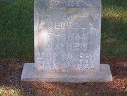 George Thomas Mayhew