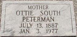 Ottie <I>South</I> Peterman