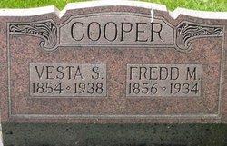 Fredd M. Cooper