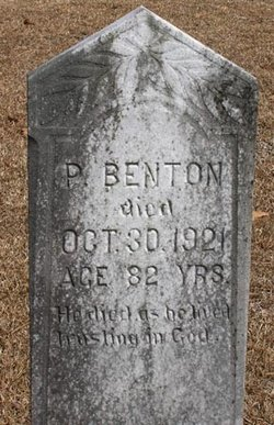 Preston James Benton