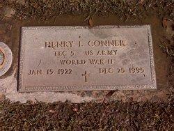 Henry Lee Conner