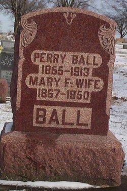 Washington Perry Ball