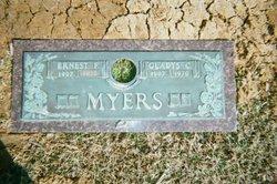 Gladys Christine <I>Stafford</I> Myers