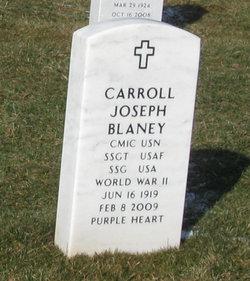 Carroll Joseph Blaney