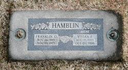 Franklin O. Hamblin