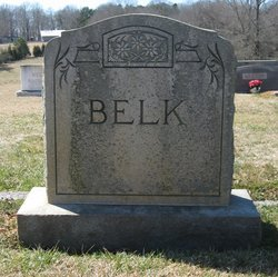Ida May <I>Yarbrough</I> Belk