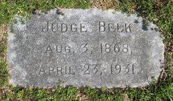 Judge Andrew Belk