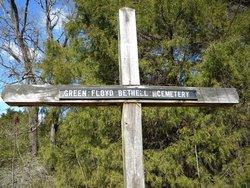 Green Floyd Bethell Cemetery