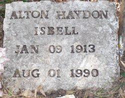 Alton Haydon Isbell