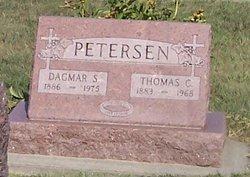 Dagmar Sophia <I>Andersen</I> Petersen