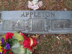 Mary Jewel <I>Webb</I> Appleton