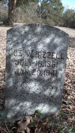 "Joseph Wesley ""Joe"" Bizzell"