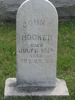 John K Hocker