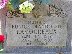 Eunice I. <I>Randolph</I> Lamoureaux