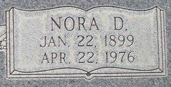 "Lenore ""Nora"" <I>Deckard</I> Detherow"