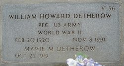 William Howard Detherow
